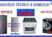 servicio tecnico mabe refrigeradoras cocinas 4476173