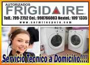Autorizados frigidaire 2761763 reparacion de lavadoras frigidaire // miraflores //