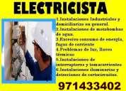 Técnico electricista huancayo instalaciones electricas