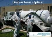 SucciÓn de aguas residuales y limpieza de pozos sÉpticos y trampas de grasa