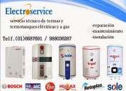 Servicio técnico de termas bhosc 2748107   mantenimiento…