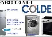 servicio tecnico coldex refrigeradora 6750837 / 986242044