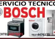 Servicio tecnico bosch lavadora 4476173 / 6750837