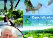 Vacaciones en la tercera edad con kawsayniki travel
