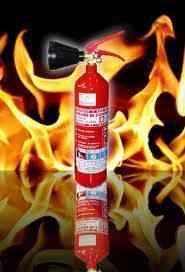 servicio de recarga y mantenimiento de extintores pqs