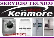 Servicio tecnico kenmore {{ reparacion de lavadoras secadoras }}}