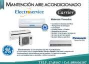 Servicio técnico aire acondicionado  carrier ...instalacion