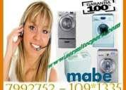Chorrillos / 2761763 / servicio tecnico mabe  lavadoras -secadoras mabe a domicilio//