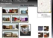 Arquitecta proyectista y ejecuciÓn de obras