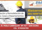 Zym servicios integrales de construcciÓn
