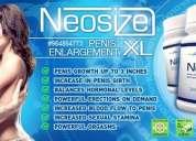 Noesize xl píldora para hacer crecer el pene largo, grosor mejora la potencia sexual 01-2557580