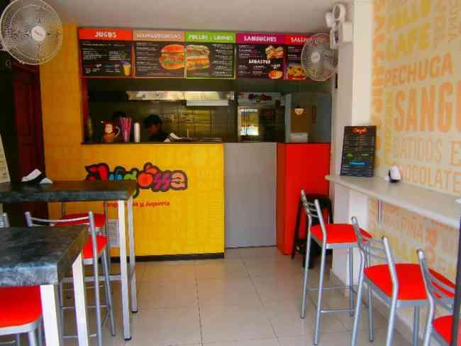 Busco socio para iniciar negocio de comida r pida con for Mesas para negocio comidas rapidas