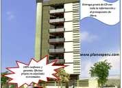 Ingenieros y arquitectos colegiados uni desarrollo de planos en general