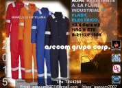 ropa antiflama s/.230.00