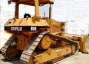 Tractor oruga d5h