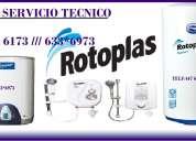 servicio tecnico terma rotoplas 6750837