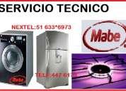servicio tecnico mabe ( lavadora 4476173