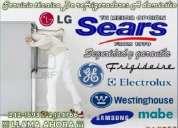 **electrolux & g.e.** servicio técnico de refrigeradoras electrolux - g.e. - mabe