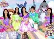 Show infantil de la princesa sofia en san borja ,san luis ,san isidro y san luis .baby kids party