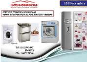 **lavadoras electrolux servicio tecnico domicilio 2743847**6649573 lima