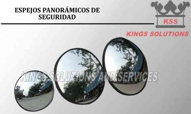 ESPEJOS PANORAMICOS DE SEGURIDAD  – PERU – KINGS SOLUTIONS