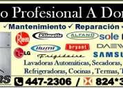 Company lg [servicio tecnico de refrigeradoras- congeladoras- lavadoras ]