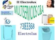 servicio tecnico lavadoras electrolux @