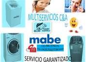 mabe servicio tecnico lavadoras lima