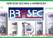 Servicio tecnico terma brasec en barranco