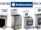 Servicio tecnico reparacion de cocina indurama 4476173