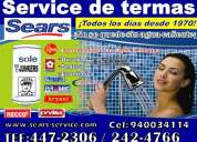 Specialisimo/ servicio tecnico de termas junkers- bosch y refrigeradoras lg