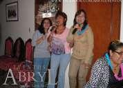 alquiler de karaoke party, dj y sonido, luces y hora loca