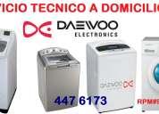 Servicio tecnico daewoo lavadora en lima 6750837