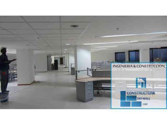 EXPERTOS EN OFICINAS Y DEPARTAMENTOS EN SISTEMA DRYWALL 949073383