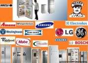 ººgeneral electric profileºº servicio técnico de refrigeradoras g.e - bosch - samsung!!