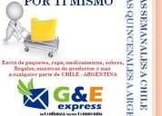 G&e express  su confianza... nuestro compromiso!