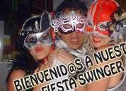 Fiestas swinger para señoras o señoritas en lima peru