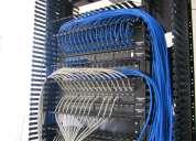Cableado estructurado - tendido y conectorizacion