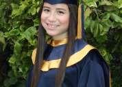 Ceremonias de graduación y alquiler de togas