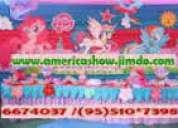 fiesta infantil en la molina lima peru tel 6674037 cel 991764117 america show