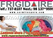All time lavadoras frigidaire 981091335 ((independencia))
