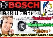 Tecnicos a1 centro de lavado bosch 7378107 ((miraflores))