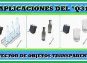 Sensores inductivos de proximidad y cuerpo corto