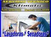 Autorizados klimatic 2761763 servicio tecnico de secadoras y lavadoras - breÑa