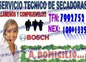 Tecnology bosch servicio tecnico de lavadoras 2761763 a domicilio - san miguel