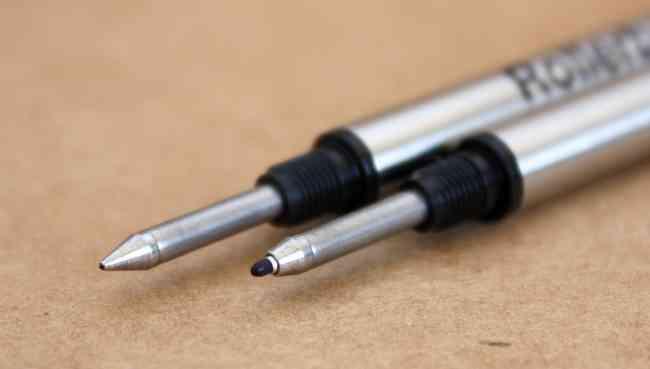 Repuestos para lapiceros finos, plumas fuente, reparaciones.