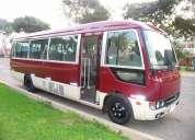 Brindamos servicio de transporte de personal, paseos, excursiones