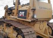 Tractor de orugas d6d del 90 angulable