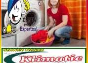 Servicio tecnico klimatic especialistas reparaciones secadoras
