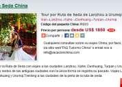 Tour por ruta de seda de lanzhou a urumqi 11 dias
